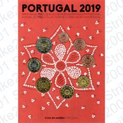 Portogallo - Divisionale economica 2019 FDC
