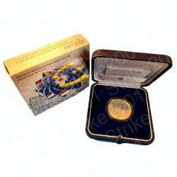 Italia - 10€ 2007 FS Trattato Roma