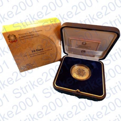 Italia - 10€ 2006 FS Andrea Mantegna
