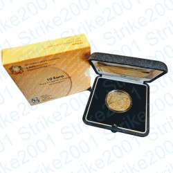 Italia - 10€ 2005 FS Pace e Libertà