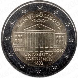 Estonia - 2€ Comm. 2019 FDC Università di Tartu