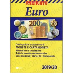 Catalogo Unificato Euro 2019/2020