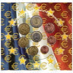 Francia - Divisionale Ufficiale 2003 FDC