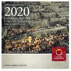 Austria - Divisionale Ufficiale 2020 FDC