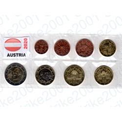Austria - Blister 2020 FDC