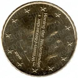 Olanda 2019 - 10 Cent. FDC