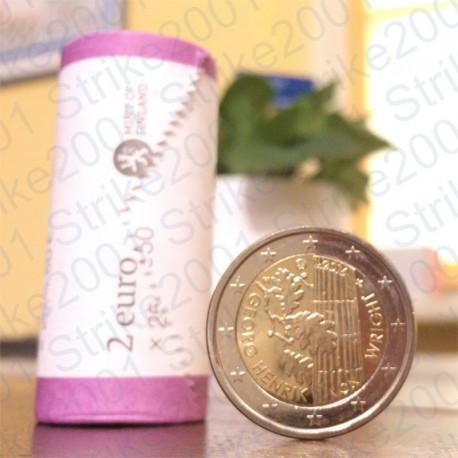 Finlandia - 2€ Comm. 2016 Gerog Henrik Von Wright FDC