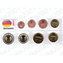 Germania - Blister 2016 FDC