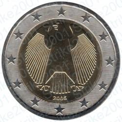 Germania 2005 - 2€ FDC