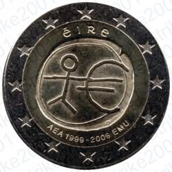 Irlanda - 2€ Comm. 2009 FDC EMU