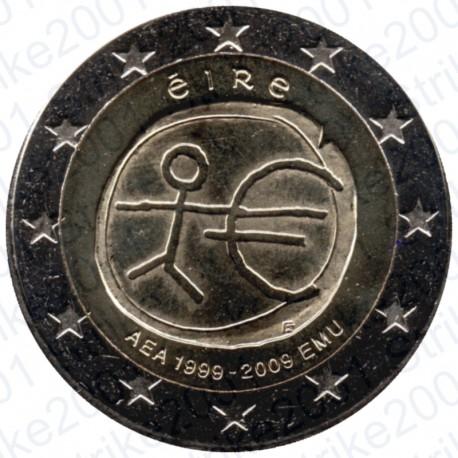 Irlanda - 2€ Comm. 2009 EMU FDC