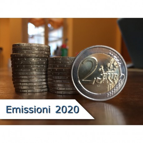 Pack - 2€ Comm. 2020