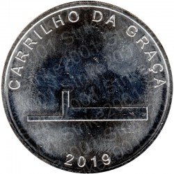 Portogallo - 7,5€ 2019 Carrilho da Graca FDC