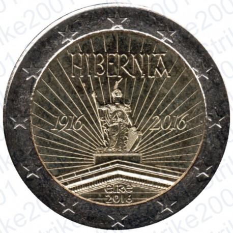 Irlanda - 2€ Commemorativo 2016 Rivolta di Pasqua