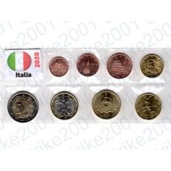 Italia - Blister 2020 FDC