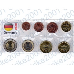 Germania - Blister 2020 FDC