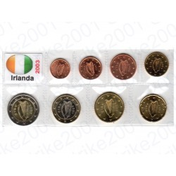 Irlanda - Blister 2003 FDC
