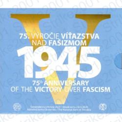 Slovacchia - Divisionale Ufficiale 2020 Vittoria Sul Fascismo