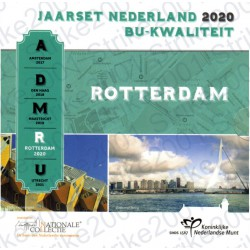 Olanda - Divisionale Ufficiale 2020 FDC