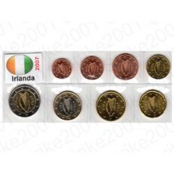 Irlanda - Blister 2007 FDC