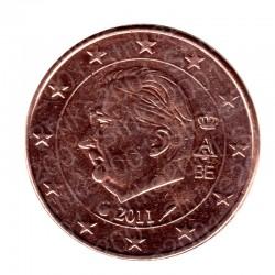Belgio 2011 - 5 Cent. FDC