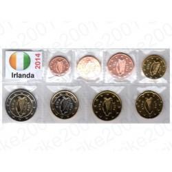 Irlanda - Blister 2014 FDC