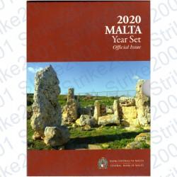 Malta - Divisionale Ufficiale 2020 FDC