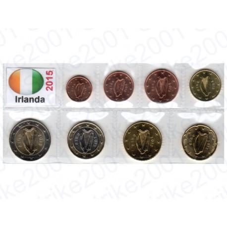 Irlanda - Blister 2015 FDC