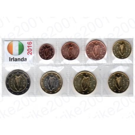 Irlanda - Blister 2016 FDC
