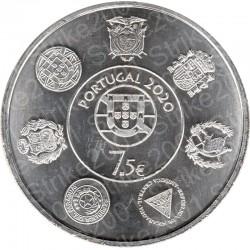 Portogallo - 7,5€ 2020 Ferrovia FDC