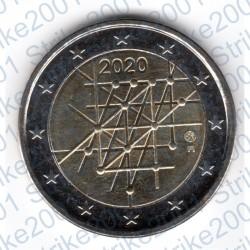 Finlandia - 2€ Comm. 2020 FDC Università Turku