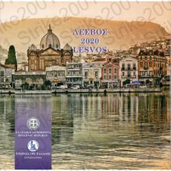 Grecia - Divisionale Ufficiale 2020 FDC