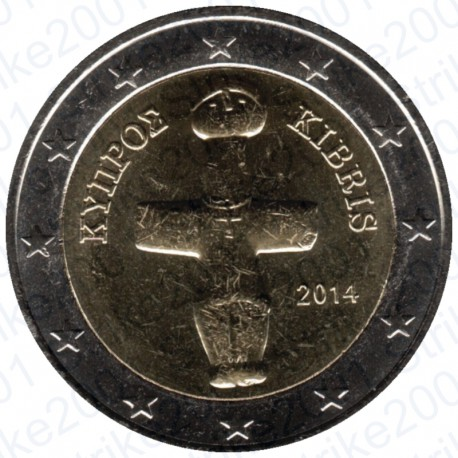 Cipro 2014 - 2€ FDC