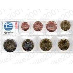 Grecia - Blister 2020 FDC