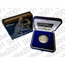 Italia - 10€ 2007 FS Antonio Canova