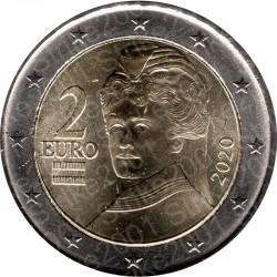 Austria 2020 - 2€ FDC