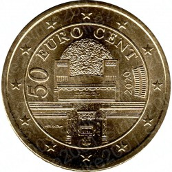 Austria 2020 - 50 Cent. FDC