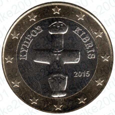 Cipro 2015 - 1€ FDC