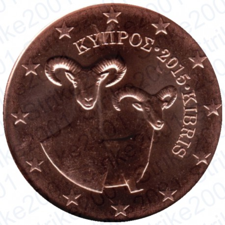 Cipro 2015 - 5 Cent. FDC