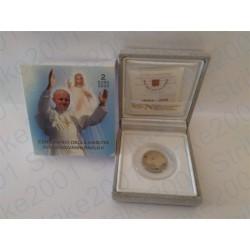 Vaticano - 2€ Comm. 2020 FS 100° Giovanni Paolo II