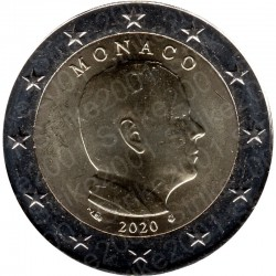 Monaco 2020 - 2€ FDC