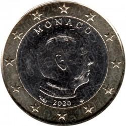 Monaco 2020 - 1€ FDC