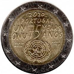 Portogallo - 2€ Comm. 2020 FDC Onu