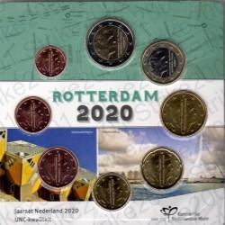 Olanda - Divisionale Conio Zecca 2020 FDC