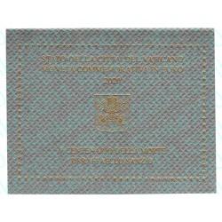 Vaticano - 2€ Comm. 2020 FDC 500° Raffaello Sanzio in Folder