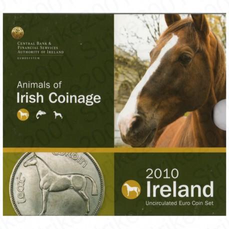 Irlanda - Divisionale 2010 FDC