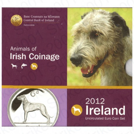 Irlanda - Divisionale 2012 FDC
