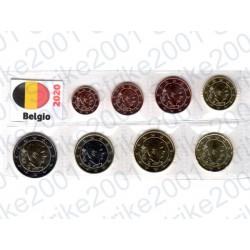 Belgio - Blister 2020 FDC