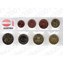 Austria - Blister 2021 FDC