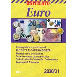 Catalogo Unificato Euro 2020/2021
